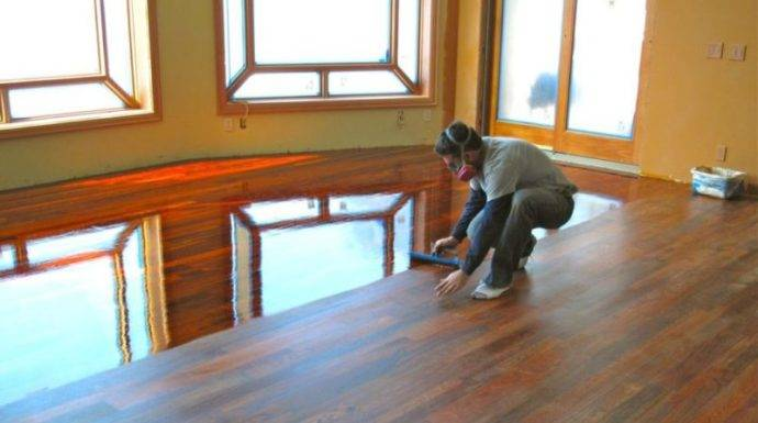 How To Clean Unfinished Wood Floors